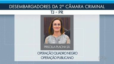 Processos criminais de grande repercussão no Paraná têm novos relatores - A 2ª Câmara Criminal do Tribunal de Justiça do Paraná tem uma nova formação, com dois novos desembargadores.