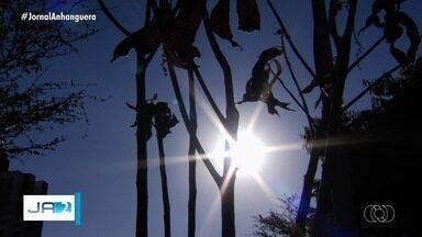 Frente fria pode abaixar temperaturas em Goiás - Temperatura pode cair a partir de quinta-feira.