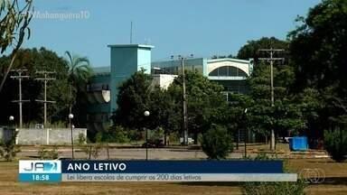 Nova lei libera escolas e universidades de cumprirem 200 dias letivos - Nova lei libera escolas e universidades de cumprirem 200 dias letivos