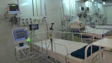 Dois hospitais de campanha são desativados no Rio de Janeiro - De acordo com a Secretaria de Saúde do estado, há 80 dias não há mais fila de espera para leitos de Covid. A prefeitura do Rio afirma que também não há filas na capital.