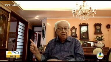 Ivo Amaral comenta os destaques do esporte paraense nesta sexta-feira (21) - Ivo Amaral comenta os destaques do esporte paraense nesta sexta-feira (21)