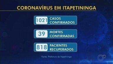 Confira as atualizações do coronavírus nas regiões de Sorocaba, Jundiaí e Itapetininga - Veja os números atualizados dos casos de Covid-19 nas cidades das regiões de Sorocaba, Jundiaí e Itapetininga (SP) nesta sexta-feira (21).