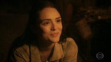 Anna tenta convencer Edward de voltar para casa - O pai de Anna diz que não quer voltar
