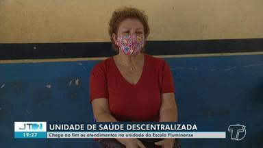 Unidade descentralizada inicia atendimentos em saúde na escola Álvaro Adolfo no sábado, 22 - Atendimentos em saúde são direcionados a pessoas com síndrome gripal ou sintomas da covid-19.