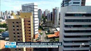 Queda na taxa de juros estimula compra de imóveis no Ceará - Saiba mais no g1.com.br/ce