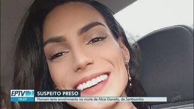 Polícia prende principal suspeito da morte de trans de Sertãozinho, SP - Corretor de seguros de 55 anos teria marcado encontro com Alice Garrefa no motel onde ela foi vista pela última vez com vida.