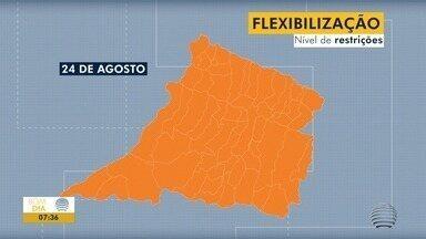Oeste Paulista começa a semana na fase laranja do Plano SP - Confira as notícias relacionadas à pandemia.