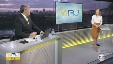 Bom Dia Rio - Edição de terça-feira, 25/08/2020 - As primeiras notícias do Rio de Janeiro, apresentadas por Flávio Fachel, com prestação de serviço, boletins de trânsito e previsão do tempo.