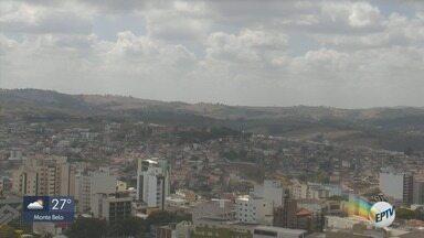 Confira mais informações sobre a previsão do tempo no Sul de Minas - Confira mais informações sobre a previsão do tempo no Sul de Minas