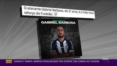 Jogador com nome famoso pode ser a novidade no Figueirense - Jogador com nome famoso pode ser a novidade no Figueirense