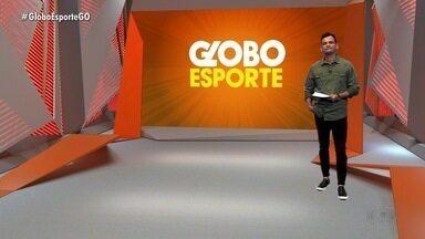 Globo Esporte GO - 01/09/2020 - Íntegra - Confira a íntegra do programa Globo Esporte GO - 01/09/2020.