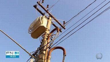 Fiscalização de furto de energia encontra irregularidades na Nova Alta Paulista - Pena para o crime é de um a quatro anos de prisão.
