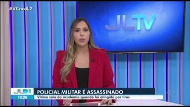 PM é assassinado a tiros em frente a academia no bairro do Guamá, em Belém - PM é assassinado a tiros em frente a academia no bairro do Guamá, em Belém