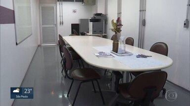 Espaço pra acolhida de mulheres vítimas de violência é inaugurado na estação Brás - Serviço foi criado para facilitar a denúncia e garantir mais privacidade par as mulheres.
