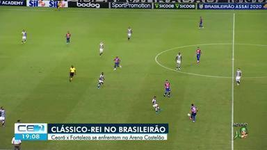 Clássico-rei no Campeonato Brasileiro - Saiba mais no g1.com.br/ce