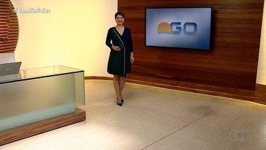 Confira os destaques do Bom Dia Goiás de quinta-feira (3) - Obras do BRT podem deixar 12 bairros de Goiânia sem água nesta quinta-feira; veja lista.