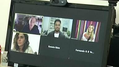 Exclusivo: Rovany Araújo conversou com parte do elenco de 'Laços de Família' - Carolina Dieckmann, Giovanna Antonelli e Tony Ramos falaram com o programa sobre a novela que marcou época e está de volta às telinhas