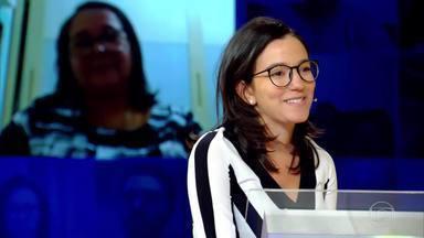 Ana Carolina Coppe continua na disputa do 'Quem Quer Ser Um Milionário?' - Veja quanto ela levou para a casa