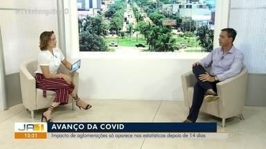 Médico tira dúvidas sobre casos da Covid-19 no Tocantins - Médico tira dúvidas sobre casos da Covid-19 no Tocantins