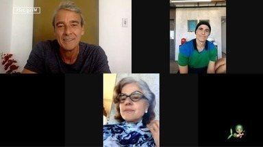 Elenco de Laços de Família fala sobre a volta da novela à telinha - Niara Meirele conversa com Marieta Severo, Reynaldo Gianecchini e Alexandre Borges.