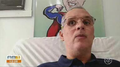 Alexandre Farias faz vaquinha virtual para realizar cirurgia no valor de R$ 29 mil - Especialistas da área de ortopedia identificaram calcificação rara nos quadris, que para tratar, é necessário realizar uma cirurgia.