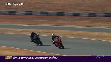 Superbike agita autódromo de Goiânia - Campeonato Brasileiro terá segunda etapa neste domingo.