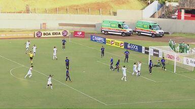 Londrina 1x0 São Bento: veja o gol da partida da 5ª rodada da Série C - Marcondes faz gol da vitória do Tubarão, no Estádio do Café