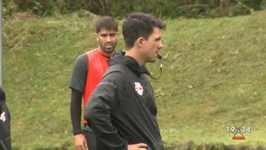 Bragantino enfrenta Palmeiras pelo Campeonato Brasileiro - Será a estreia do técnico Maurício Barbieri a frente do Massa Bruta