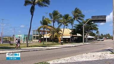 Aracaju registra baixa ocupação hoteleira neste feriado da Independência - Aracaju registra baixa ocupação hoteleira neste feriado da Independência.