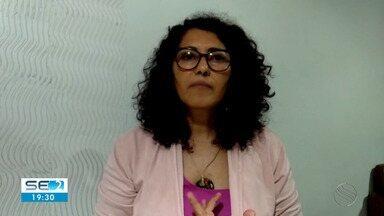 PSTU oficializa candidatura de Gilvaní Santos à Prefeitura de Aracaju - Essa é segunda vez que ela participa de uma disputa eleitoral. PSTU terá dois candidatos a vereador da capital sergipana.