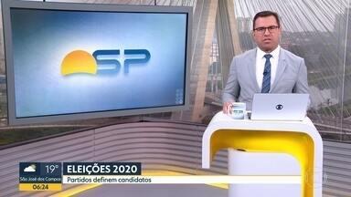 Eleições 2020 - Partidos definiram candidatos no fim de semana