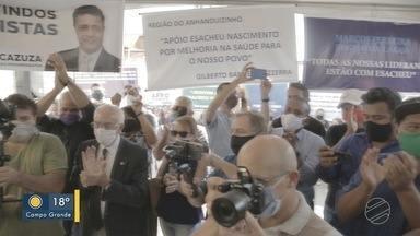 PP faz convenção em Campo Grande para definir candidaturas para as eleições - PP faz convenção em Campo Grande para definir candidaturas para as eleições