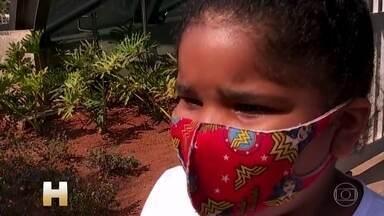 Máscaras já viraram hábito para maior parte da população brasileira - E esse é um hábito que salva vidas. Item de proteção é fundamental no combate à Covid-19.