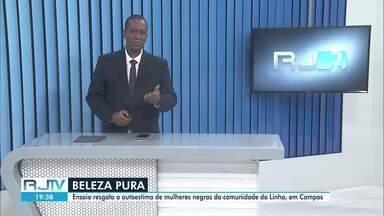 Veja a íntegra do RJ2 deste sábado, 05/09/2020 - O telejornal traz as principais notícias das cidades do interior do Rio.
