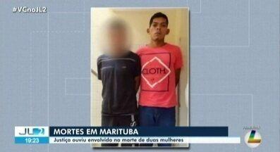 Justiça ouve um dos envolvidos no caso 'Maníaco de Marituba' - Crimes ganharam repercussão porque os bandidos atraíram vítimas pelas redes sociais.