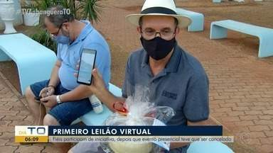Igreja em Palmas realiza leilão virtual - Igreja em Palmas realiza leilão virtual
