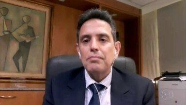 Presidente do INSS admite que faltou planejamento na reabertura das agências - Diante do caos na maioria das agências, Leonardo Rolim começou o dia pedindo desculpas em uma entrevista para a GloboNews.