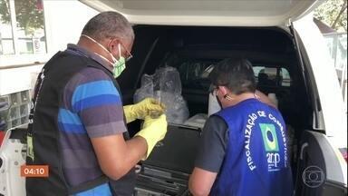 Dono de dois postos em SP é suspeito de comprar gasolina furtada dos dutos da Transpetro - A polícia prendeu, em flagrante, o dono de dois postos de combustíveis em São Paulo. Ele é suspeito de comprar gasolina furtada dos dutos da Transpetro.