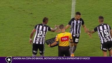 Botafogo quer corrigir erros para reencontro com o Vasco pela Copa do Brasil - Botafogo quer corrigir erros para reencontro com o Vasco pela Copa do Brasil