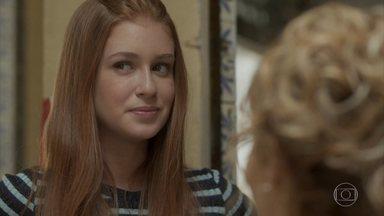 Capítulo de 16/09/2020 - Eliza avisa a Arthur que ele será apenas seu empresário. Cleide confidencia a Jonatas que pedirá para Vanessa testar a fidelidade de Florisval. Eliza conta a Jojô que rompeu com Arthur. Rosângela aceita o pedido de namoro de Florisval. Zé Pedro avisa a Carolina que Eliza irá processá-la. Carolina aceita que Pietro seja o pai de seu filho. Gilda confessa a Eliza que está com Hugo.