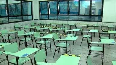 Prefeitura de São Paulo deve liberar atividades de reforço nas escolas a partir de outubro - Já a decisão da retomada das aulas presenciais na capital paulista deve ficar para novembro.