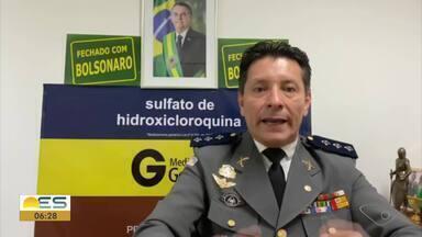 Patriota oficializa candidatura de Capitão Assumção à Prefeitura de Vitória - Veja a seguir.