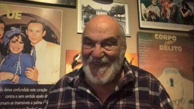 Lima Duarte relembra momentos da carreira nos 70 anos da TV brasileira - O ator também fala sobre a vida pessoal após ter completado 90 anos em 2020.