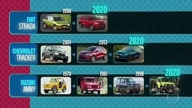 Com a chegada de novas gerações, versões antigas podem ser bons negócios - Mesmo quando os modelos anteriores convivem com os novos, preços podem ser atrativos.