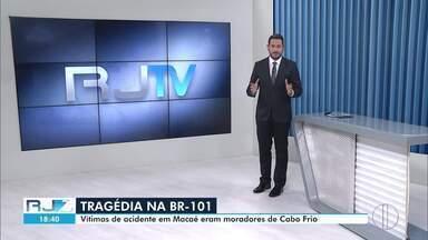 Veja a íntegra do RJ2 desta quarta-feira, 23/09/2020 - Apresentado por Alexandre Kapiche, o telejornal traz as principais notícias das cidades do interior do Rio.
