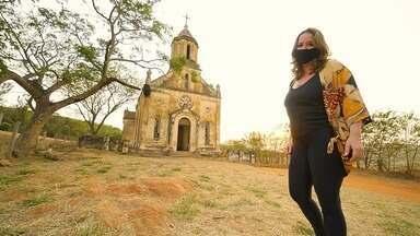 Grupo se reúne para revitalizar capela abandonada em Itapira (SP) - Roberta Campos foi conhecer de perto um pouco mais sobre essa história!