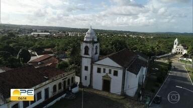 Santos Cosme e Damião são celebrados em Igarassu com adaptações devido à pandemia - Dia dedicado aos santos é celebrado no domingo (27).