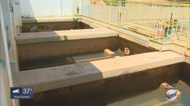 Concessionária de água de Porto Ferreira alerta para a importância de economizar - Defesa Civi dá orientações sobre o que não fazer.