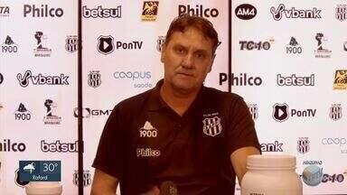 Com cobrança de falta perfeita, Ponte vira sobre Confiança e cola na ponta da Série B - Em segundo tempo com três gols, Ítalo colocou sergipanos na frente, mas Luan (contra) e Bruno Rodrigues deram a vitória para a Macaca em Campinas.