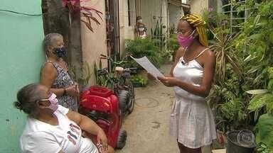 Adolescente emociona comunidade onde mora no Recife com canto lírico - Nicoly tem 16 anos e, há quatro, estuda esse tipo de canto em um projeto social. A professora lembra que a aluna nunca faltou as aulas de música. Mas, por causa da pandemia, as aulas agora são pelo celular.